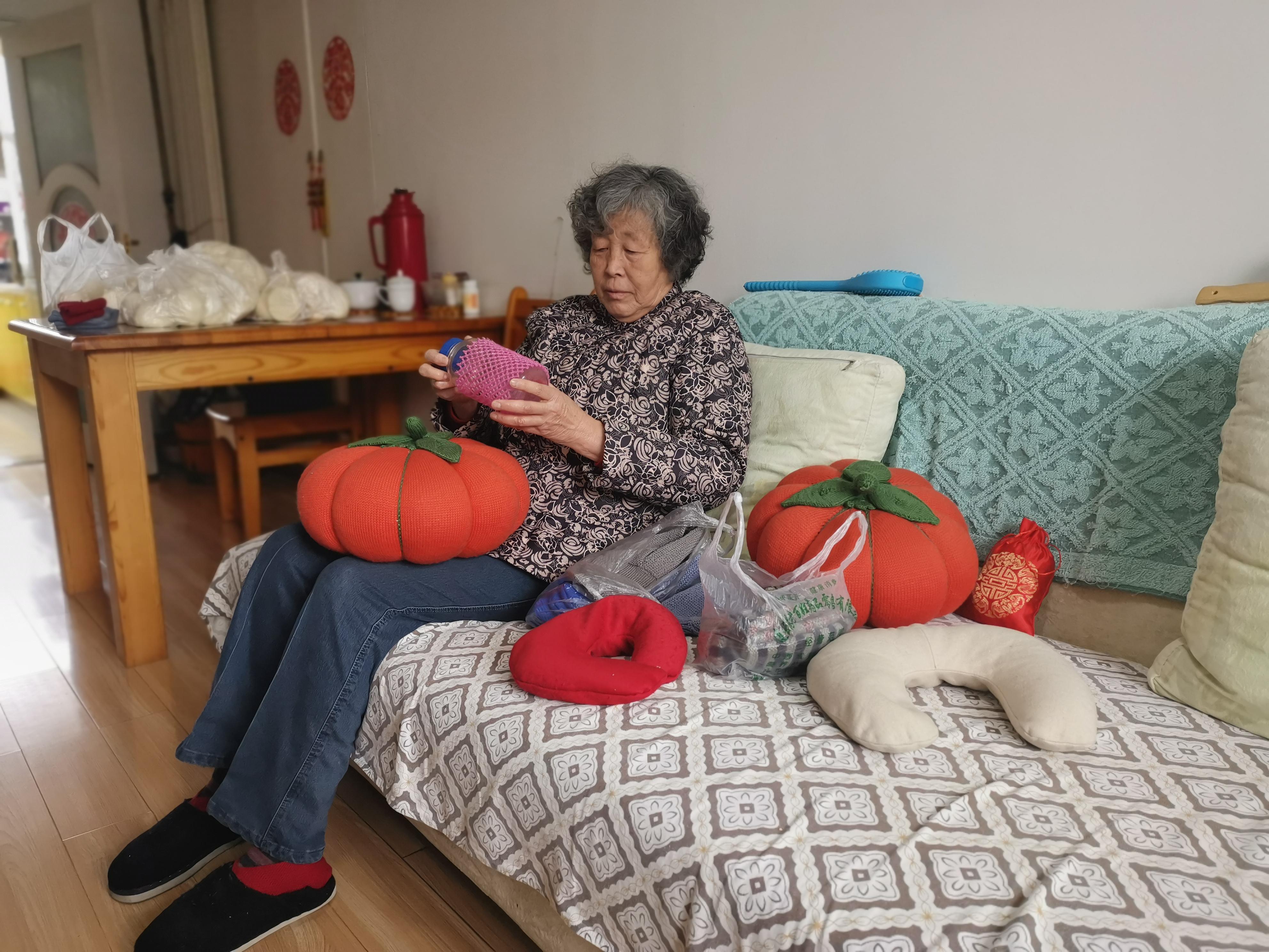 刘小华:坚持旧物利用  践行垃圾分类