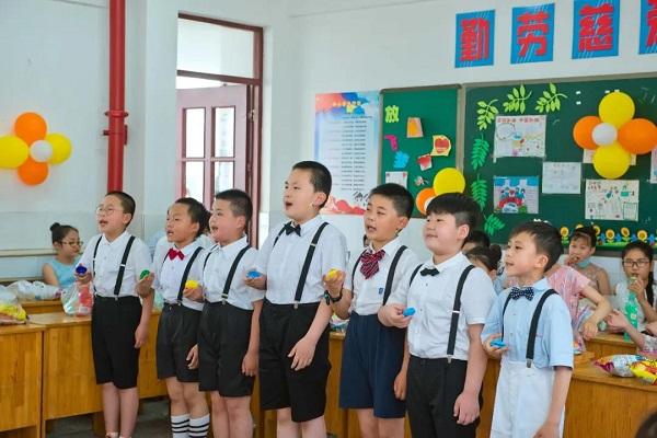 文明实践·时代新风|感恩成长,童心向阳
