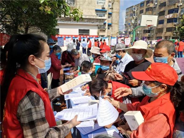 美德之城·志愿同行|基层治理、平安建设……这个志愿服务活动的关键词很丰富!