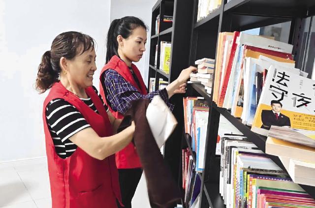 文明实践·时代新风︱连云港市新民社区倡导文明环保生活方式